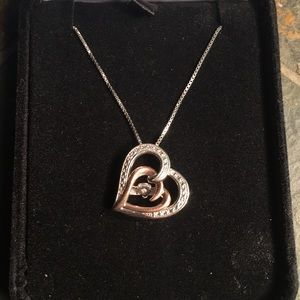 Kay Heart Necklace OBO